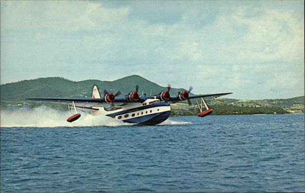 Antilles Air Boats' Flying Goose