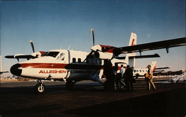 Allegheny Commuter Aircraft