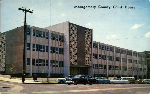 Montgomery County Court House Alabama