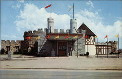 The Castle Restaurant, Route 17, Allegany Road