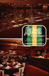 "Martine's Restaurant, ""Home of the Famous Salad Bar Unlimited"""