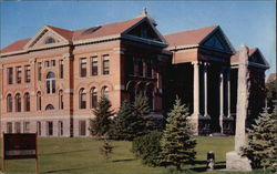 """Main"" - The Administrative Center at Concordia College"