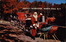 Santa's Workshop, North Pole, NY