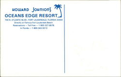 Howard Johnson's Oceans Edge Resort