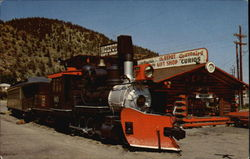 Old Narrow Gauge Engine No.60