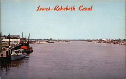 Lewes Rehoboth Canal