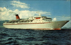 M.V. Cunard Princess