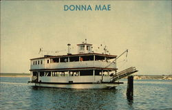 Donna Mae Riverboat