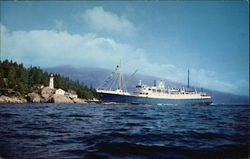S.S. Glacier Queen and S.S. Yukon Star