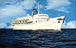 S.S. Bahama Star - Eastern Steamship Lines