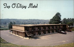 Top O'Ellijay Motel