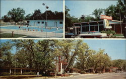 Chipley Motel, Inc Postcard