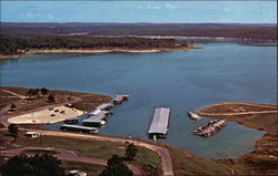 Boat Dock & Recreation Area on Bull Shoals Lake