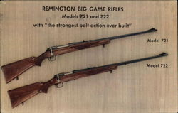 Remington Big Game Rifles