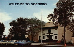 Socorro County Courthouse