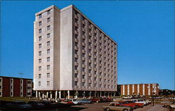 Chadron State College - New Dormitory Complex Postcard