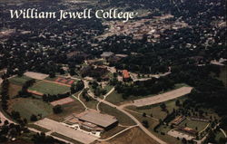 William Jewell College Postcard