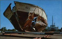 Lifeboat from the Edmund Fitzgerald