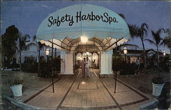 Safety Harbor Spa Resort Hotel & Tennis Club Postcard