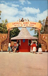 Catskill Game Farm Inc