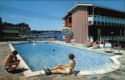 Captain Thomson's Motor Lodge, 1000 Islands