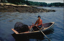 Our Lobsterman; Rock Gardens Inn and Cottages