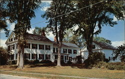 Home of Mary Ellen Chase - Celebrated Maine Authoress
