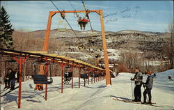 Savio Telecar cable, Mt. Snow