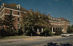 Murray hall (Girls' Dormitory) Oklahoma State University
