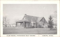Pakachoag Golf Course - Club House