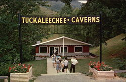 Tuckaleechee Caverns - Entrance