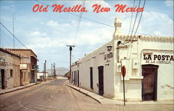 Old Mesilla, New Mexico