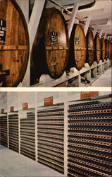Asti Brand Wine Cellars of the Italian Swiss Colony Winery