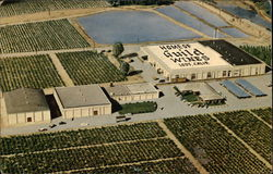 Aerial View of Guild Wine Co