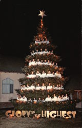 "World-Famous Outdoor ""Singing Christmas Tree"""