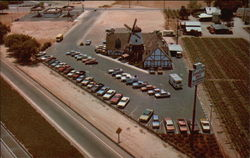 Aerial View of Swedish Mill Restaurant