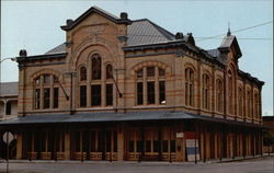 Stafford Opera Hall Postcard