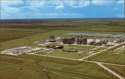 The Matagorda HDPE Plant