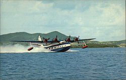 "Antilles Air Boats' ""Flying Goose"""