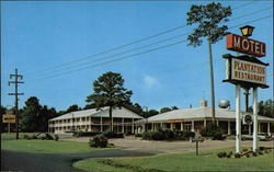 Plantation Motel, Highway 17 at I-95