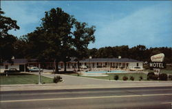 View of the Virginian Motel