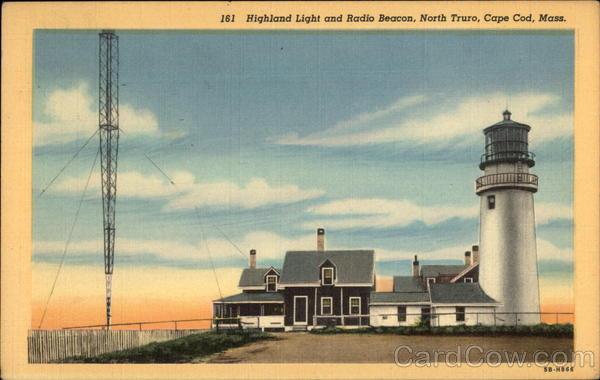 Highland Light and Radio Beacon
