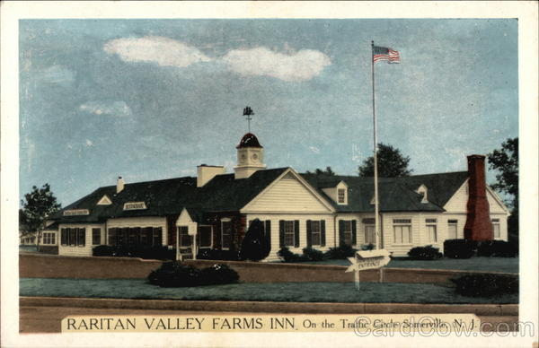Raritan Valley Farms Inn Somerville New Jersey