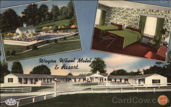 Wagon Wheel Motel & Resort Alexandria Virginia