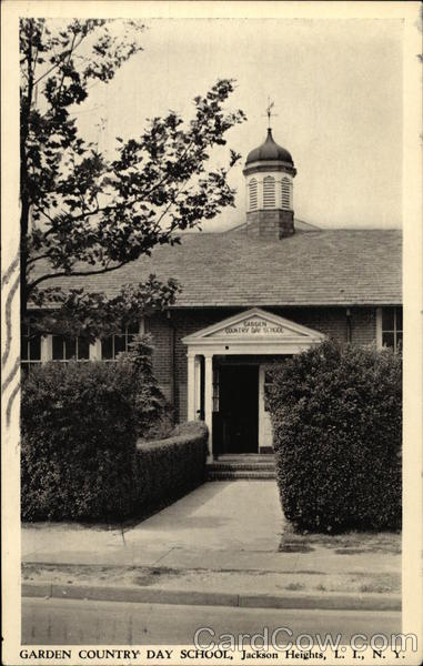 Garden Country Day School, Jackson Heights Long Island New York