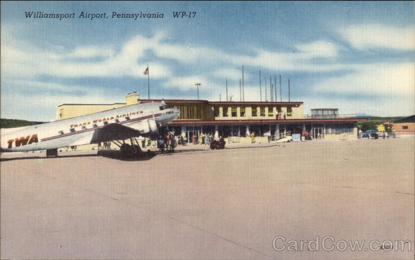 Williamsport Airport Pennsylvania Airports