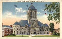 View of County Court House