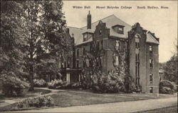 Mount Holyoke College - Wilder Hall