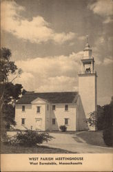 West Parish Meetinghouse