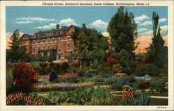 Smith College - Chapin House, Botanical Gardens